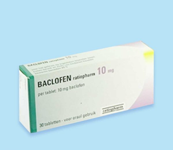 Baclofen-10mg-30-tabletten-Medicatie-Apotheker-online-kopen