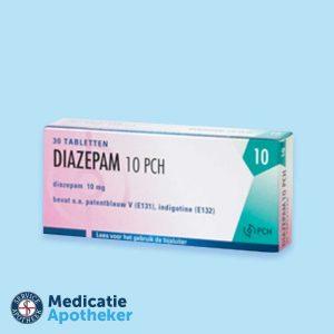 Diazepam-10mg-30-tabletten-Medicatie-Apotheker-online-kopen