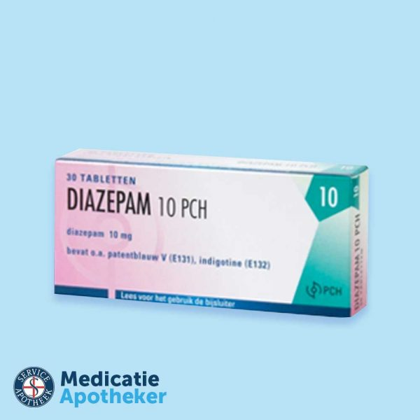 Diazepam-10mg-30-tabletten-Medicatie-Apotheker-online-kopen